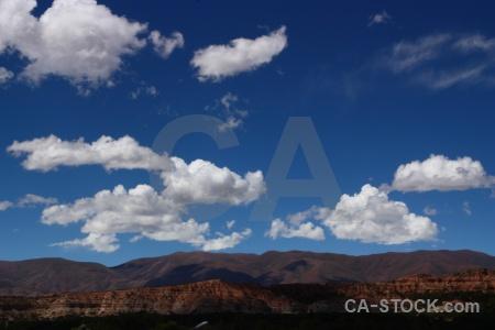 Quebrada de humahuaca cloud south america mountain unesco.