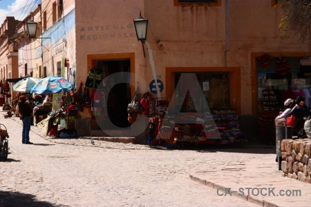 Quebrada de humahuaca person south america argentina building.