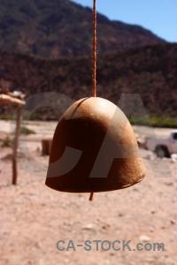 Quebrada de las conchas argentina calchaqui valley bell cafayate.