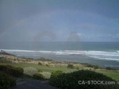 Rainbow coast green.