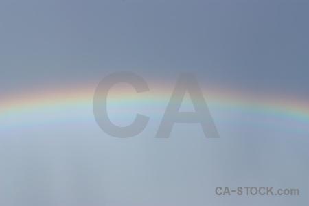 Rainbow sky cloud europe karlskrona.