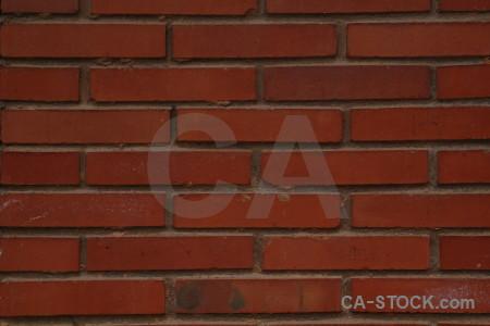 Red texture brick stone.