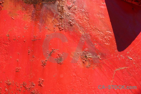 Red texture rust.