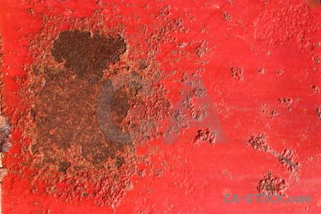 Red texture rust orange.