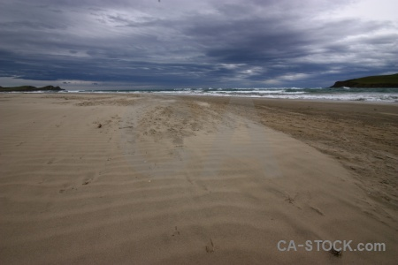 Ripple owaka sky sea landscape.