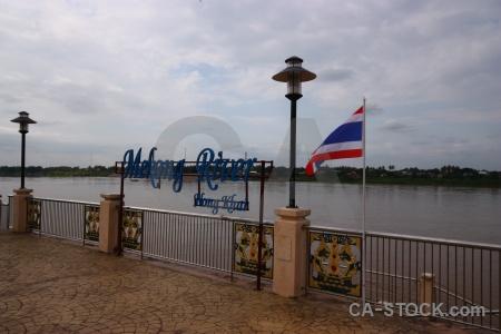 River flag thailand sky asia.
