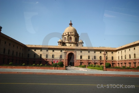 Road india rashtrapati bhavan palace president.
