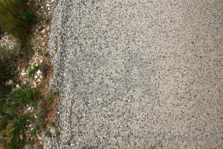 Road texture stone white.