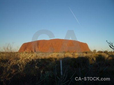 Rock australia cliff uluru ayers rock.