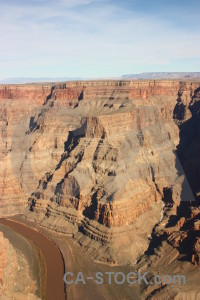 Rock brown mountain landscape desert.