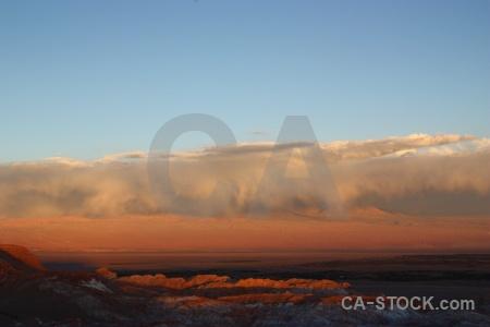 Rock cordillera de la sal san pedro atacama landscape desert.