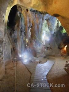 Rock cueva de las calaveras light cave javea.