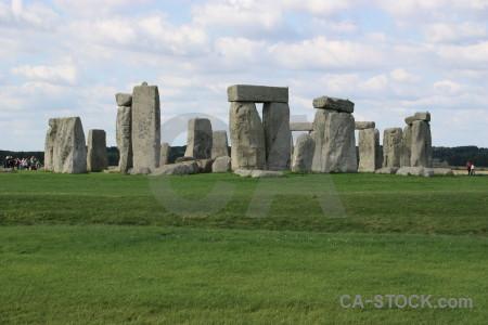 Rock england stonehenge europe wiltshire.