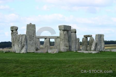 Rock england stonehenge wiltshire europe.