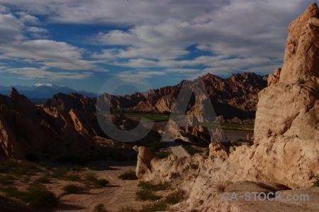 Rock sky landscape salta tour 2 mountain.