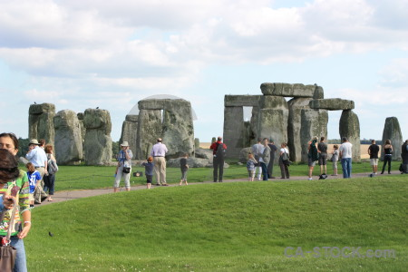 Rock stonehenge europe wiltshire england.