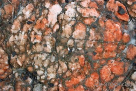Rock texture stone orange.