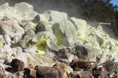 Rock volcanic.