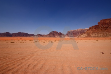 Rock western asia mountain jordan bedouin.