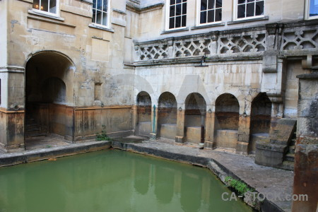Roman baths roman water uk bath.