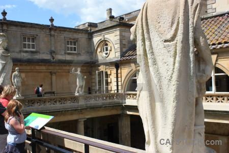 Roman baths water roman person europe.