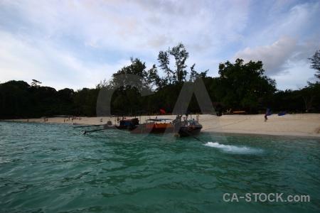 Ruea hang yao water asia southeast thailand.