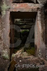 Ruin angkor lichen unesco temple.