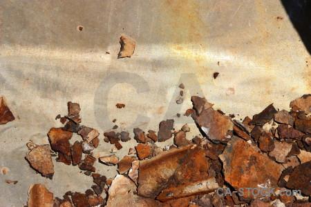 Rust orange texture brown.