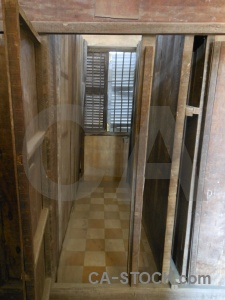 S 21 cell asia tuol sleng genocide museum khmer rouge.