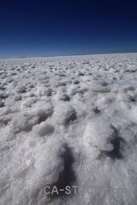 Salar de uyuni south america landscape altitude sky.