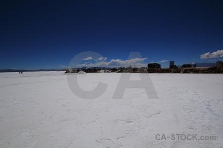 Salinas grandes salta tour salt flat landscape south america.