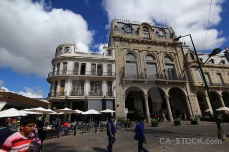 Salta cloud argentina building cobble.
