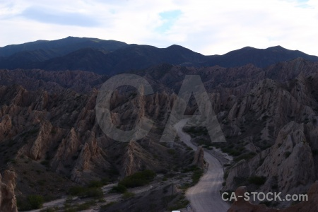 Salta tour 2 calchaqui valley mountain las flechas gorge south america.
