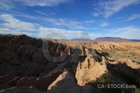 Salta tour 2 mountain las flechas gorge calchaqui valley argentina.