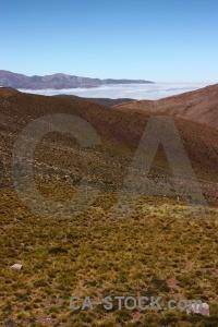 Salta tour altitude mountain argentina landscape.