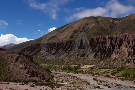Salta tour andes landscape altitude valley.