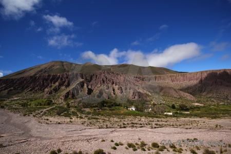 Salta tour argentina valley river bed andes.