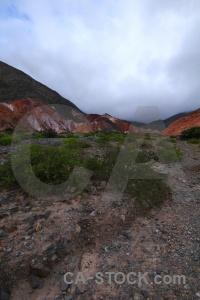Salta tour cloud bush cerro de los siete colores argentina.