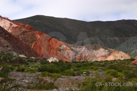 Salta tour cloud rock purmamarca argentina.