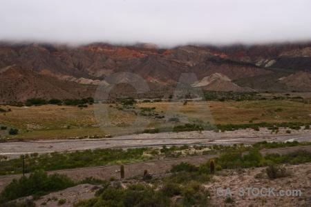 Salta tour landscape calchaqui valley fog quebrada del toro.