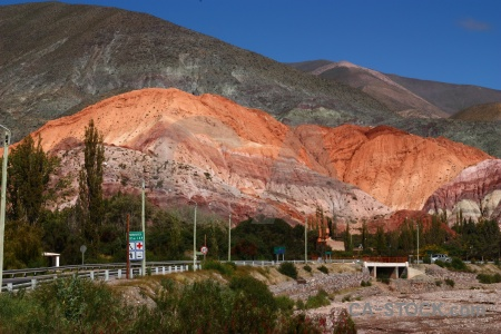 Salta tour sky rock cliff argentina.