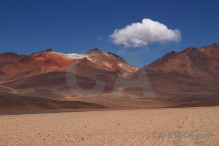 Salvador dali desert andes landscape altitude valle de.