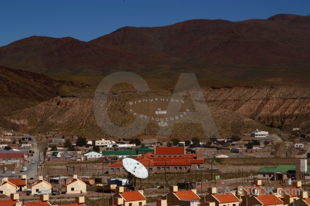 San antonio de los cobres south america altitude landscape salta tour.