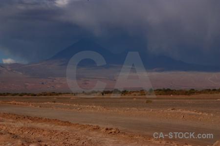 San pedro de atacama landscape south america sky chile.