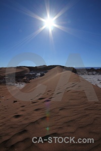 Sand desert san pedro de atacama valley of the moon sky.