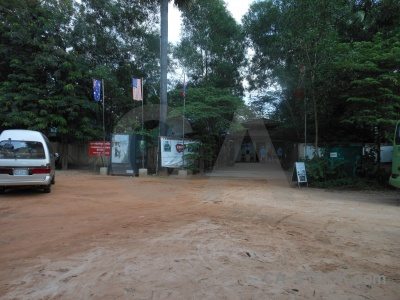 Sand land mine cambodia tree phumi khna.