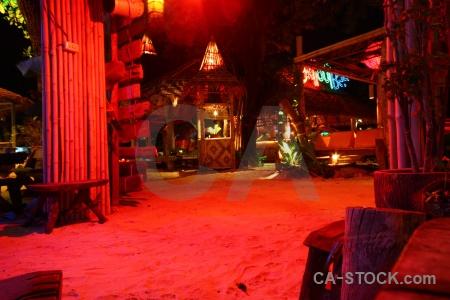 Sand loh dalam bay phi island southeast asia thailand.