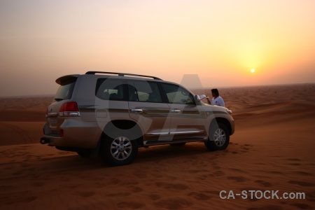 Sand middle east sunset sun uae.