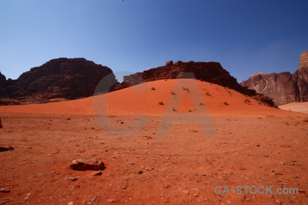Sand sky bedouin mountain western asia.