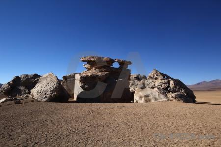 Sand sky bolivia siloli desert altitude.